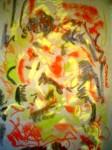 Obras de arte: America : México : Mexico_Distrito-Federal : Coyoacan : Palabras