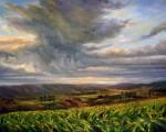 Obras de arte: America : Colombia : Antioquia : Envigado : Trigo Verde