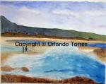 Obras de arte: America : Puerto_Rico : San_Juan_Puerto_Rico : Bayamón : Playa Jobos, Isabela PR