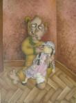 Obras de arte: Europa : España : Aragón_Zaragoza : zaragoza_ciudad : Niña con muñeca