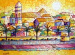 <a href='https://www.artistasdelatierra.com/obra/96463-La-ribera.html'>La ribera &raquo; Angel Cabel<br />+ M�s informaci�n</a>