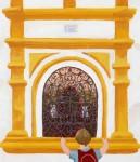 Obras de arte: Europa : España : Andalucía_Huelva : Ayamonte : DETALLES LA GUADAÑA