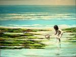 Obras de arte: Europa : España : Madrid : Boadilla_del_Monte : Buscando peces