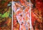 Obras de arte: America : Colombia : Distrito_Capital_de-Bogota : bogota_dc : Desnudo masculino