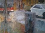 Obras de arte: Europa : España : Catalunya_Barcelona : Barcelona : Coche blanco