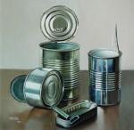 Obras de arte: Europa : España : Castilla_La_Mancha_Albacete : Molinicos : Cuatro latas