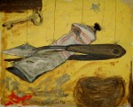 Obras de arte: Europa : España : Valencia : Alicante : pomo y espatula