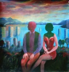 Obras de arte: America : Chile : Los_Lagos : puerto_montt : Calentamiento y perpetradores