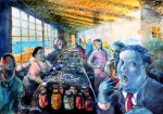 Obras de arte: America : Chile : Los_Lagos : puerto_montt : Proteínas marinas.