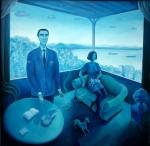 Obras de arte: America : Chile : Los_Lagos : puerto_montt : Violines Azules.