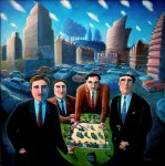 Obras de arte: America : Chile : Los_Lagos : puerto_montt : Juego de Metrópolis. (Ciudad Interior)