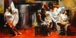 Obras de arte: America : Argentina : Buenos_Aires : Ciudad_de_Buenos_Aires : El Artista y sus Modelos ll