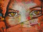 Obras de arte: America : Perú : Lima : miraflores : Serie Miradas