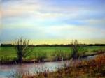 Obras de arte: Europa : España : Madrid : Boadilla_del_Monte : Lo que el río me cuenta.