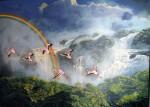 Obras de arte: Europa : España : Valencia : valencia_ciudad : flamingos