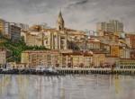 Obras de arte: Europa : España : Euskadi_Bizkaia : Bilbao : Basilica de Sta. Maria
