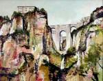 Obras de arte: Europa : España : Madrid : Boadilla_del_Monte : Ciudad soñada