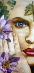 Obras de arte: America : México : Morelos : cuernavaca : Flowers