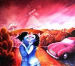 Obras de arte: America : Chile : Los_Lagos : puerto_montt : BajoLaCruzDelSur