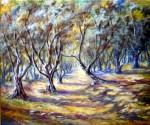 Obras de arte: Europa : España : Madrid : Las_Rozas : El viejo olivar