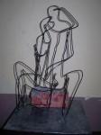 Obras de arte: Europa : España : Castilla_la_Mancha_Ciudad_Real : Puertollano : amantes