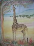 Obras de arte: Europa : España : Andalucía_Sevilla : sevilla : Girafa