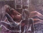 Obras de arte: America : Chile : Los_Lagos : puerto_montt : Musa y Amante.