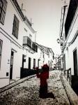 Obras de arte: Europa : España : Murcia : Torre_Pacheco : Preghiera a Cortegana