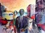 Obras de arte: America : Chile : Los_Lagos : puerto_montt : Calles Calientes (El Puerto)