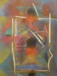 Obras de arte: Europa : España : Andalucía_Granada : Motril : Elementos de Color