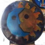 Obras de arte: America : México : Puebla : puebla_ciudad : eclipse