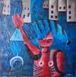 Obras de arte: America : México : Puebla : puebla_ciudad : un lucero