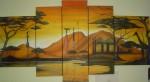 Obras de arte: America : México : Mexico_Distrito-Federal : Coyoacan : Ocaso