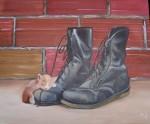 Obras de arte: Europa : España : Valencia : valencia_ciudad : gato con botas
