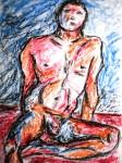 Obras de arte: America : Colombia : Distrito_Capital_de-Bogota : bogota_dc : Desnudo 2