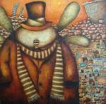 Obras de arte: America : Perú : Piura : Piura_ciudad : UNA MIRADA  DE  TUS OJOS