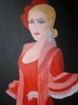 Obras de arte: Europa : España : Andalucía_Granada : La_Zubia : ANDALUZA MALAGUEÑA