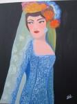 Obras de arte: Europa : España : Andalucía_Granada : La_Zubia : ANDALUZA JIENENSE