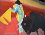 Obras de arte: Europa : España : Andalucía_Granada : La_Zubia : TOREANDO