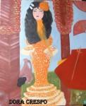 Obras de arte: Europa : España : Andalucía_Granada : La_Zubia : GITANA TAURINA