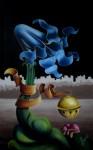 Obras de arte: America : México : Mexico_Distrito-Federal : Centro :    I NEED YOU