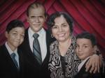 Obras de arte: America : Rep_Dominicana : Santiago : rep._imperial : familia Estrella