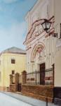 Obras de arte: Europa : España : Andalucía_Sevilla : Dos_Hermanas : Convento de Santa Rosalia