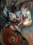 Obras de arte: America : Argentina : Buenos_Aires : Vicente_Lopez : Serie Cristales y lagrimas