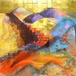 Obras de arte: Europa : España : Catalunya_Barcelona : BCN : GRAN ESCALERA