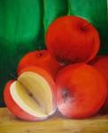 Obras de arte: America : México : Mexico_Distrito-Federal : Coyoacan : manzanas queretanas