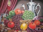 Obras de arte: America : Rep_Dominicana : Santiago : rep._imperial : bodegon