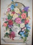 Obras de arte: America : Rep_Dominicana : Santiago : rep._imperial : flores