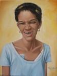 Obras de arte: America : Rep_Dominicana : Santiago : rep._imperial : DILCIA LA MOCANA