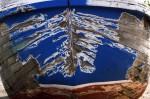 Obras de arte: Europa : Espa�a : Cantabria : Santander : azul